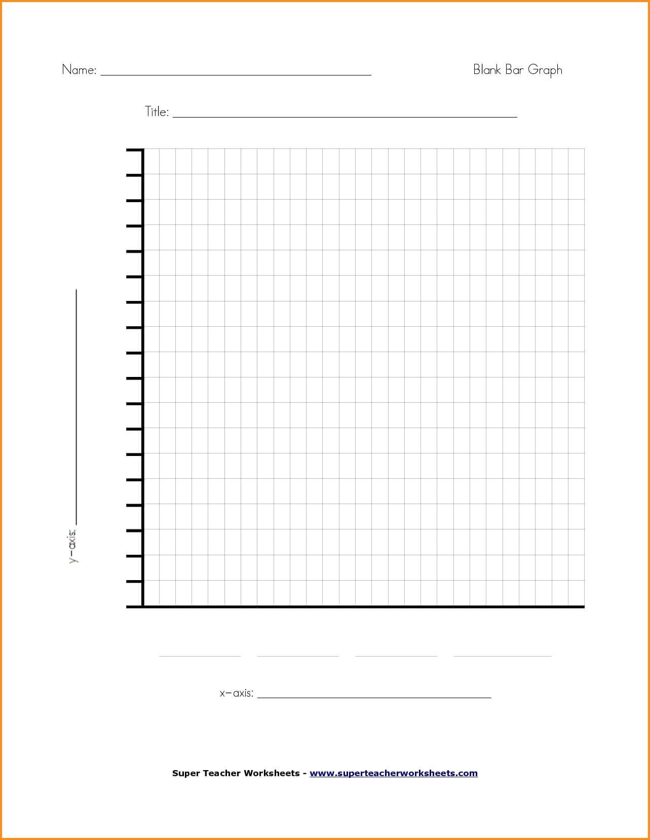 Blank Line Chart Template | Writings And Essays Corner For Blank Picture Graph Template