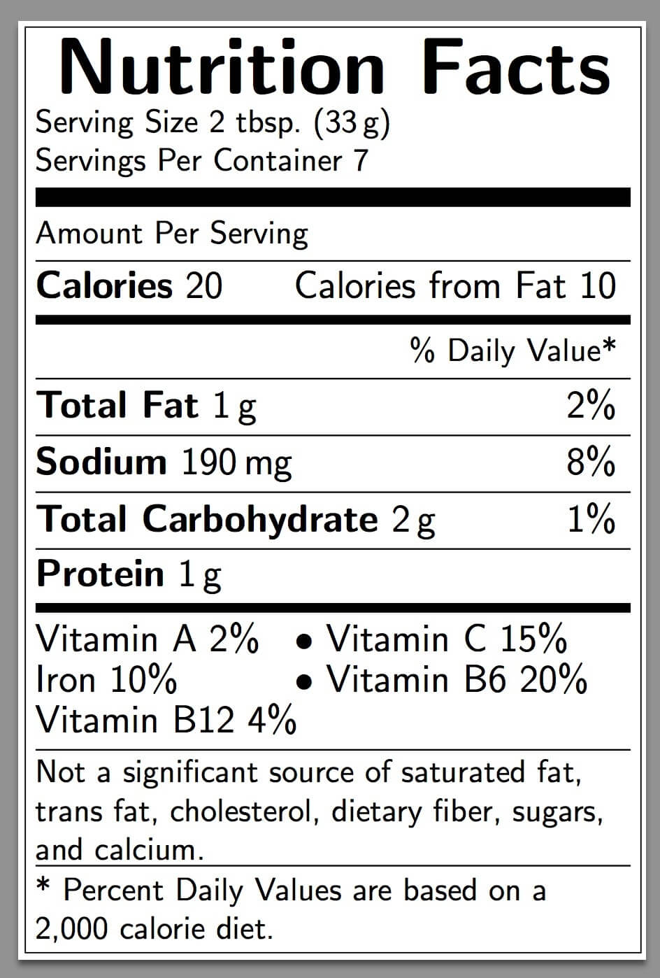 Blank Nutrition Label Template - Yupar.magdalene-Project regarding Blank Food Label Template