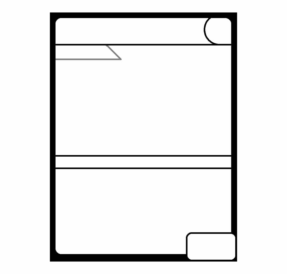 Blank Playing Card Png - Game Card Template Png Free Png throughout Blank Playing Card Template