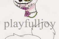 Blank Sugar Skull Template – Google Search | Sugar Skulls For Blank Sugar Skull Template