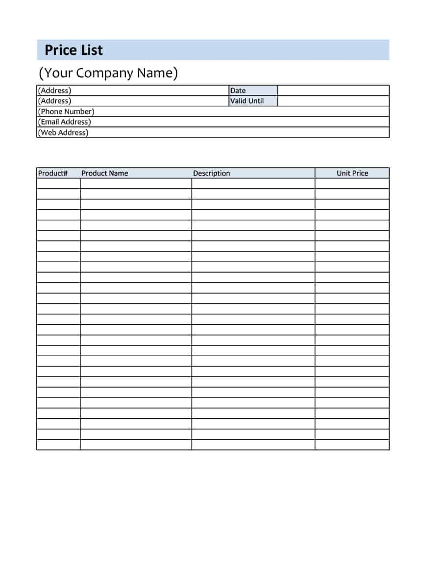 Blank Table Of Contents Template Pdf - Atlantaauctionco Pertaining To Blank Table Of Contents Template Pdf