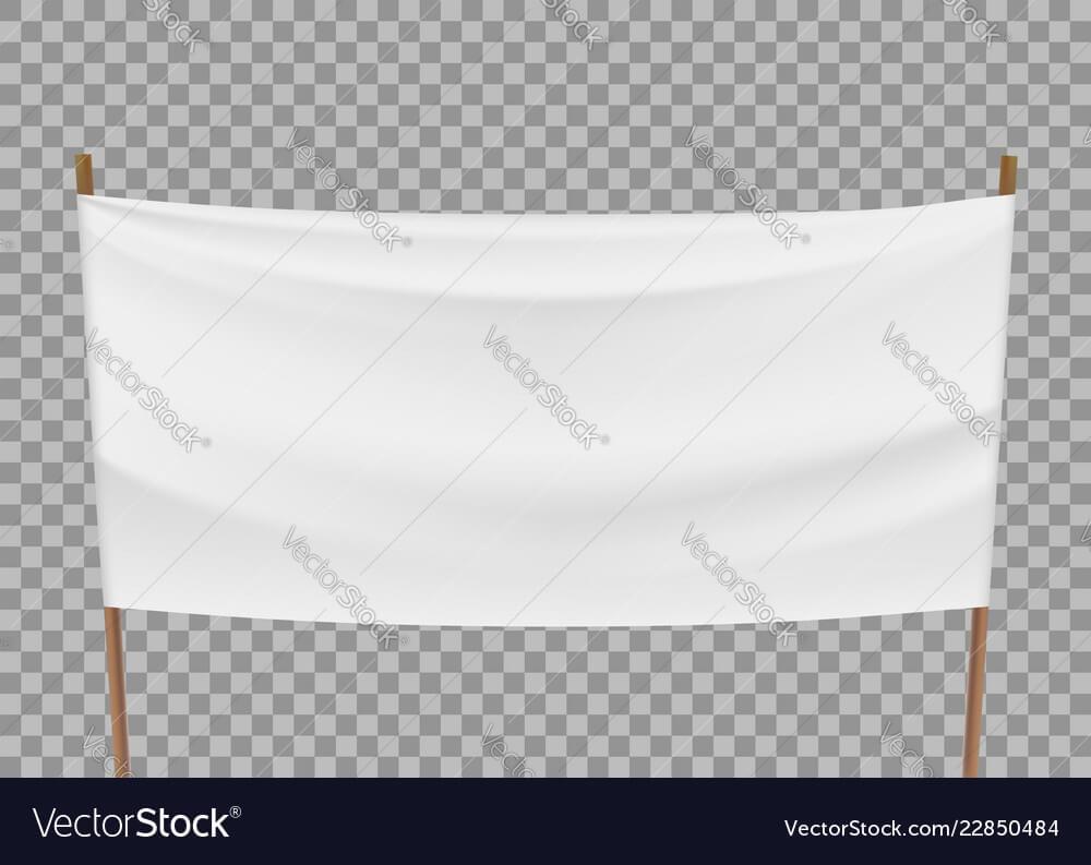 Blank Template Of White Banner Inside Free Blank Banner Templates