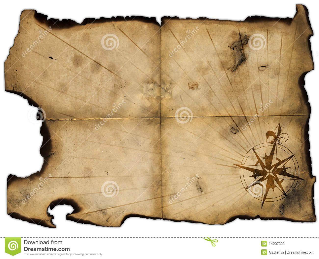 Blank Treasure Map Template - Videotekaalex.tk | Pirate Maps With Blank Pirate Map Template