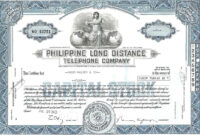 Bond Certificate Template – Carlynstudio in Corporate Bond Certificate Template