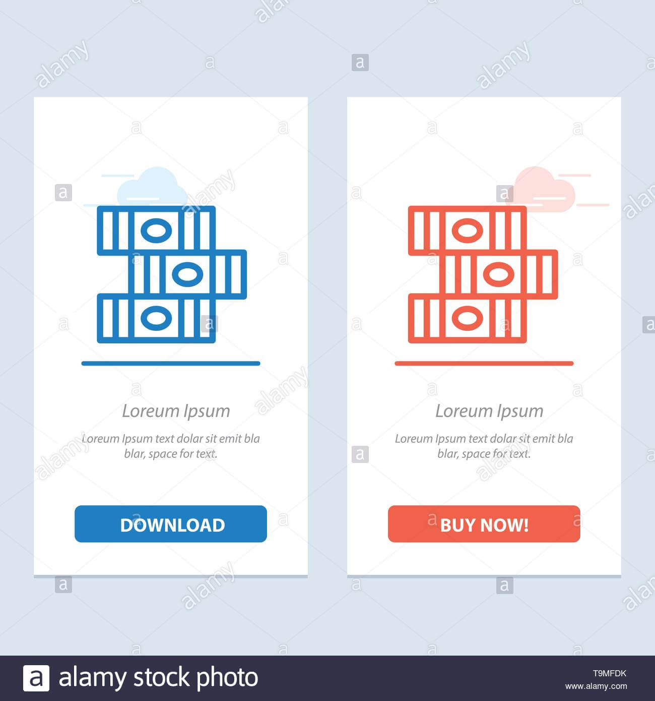 Books, Education, Library Blue And Red Download And Buy Now inside Library Catalog Card Template