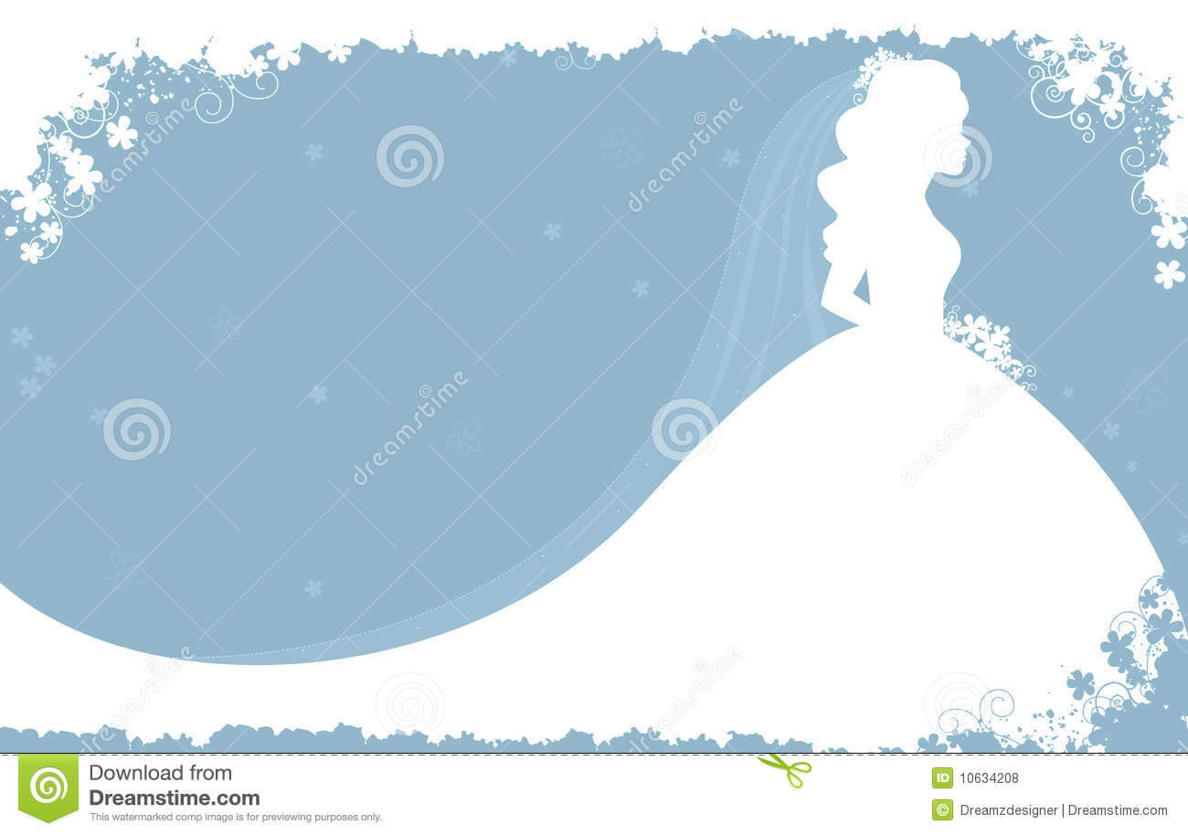 Bridal Shower Invitation Stock Vector. Illustration Of Throughout Blank Bridal Shower Invitations Templates
