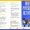 Brochure Examples For Students | Theveliger For Student Brochure Template