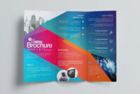 Brochure Template Archives – Atlantaauctionco in Ngo Brochure Templates