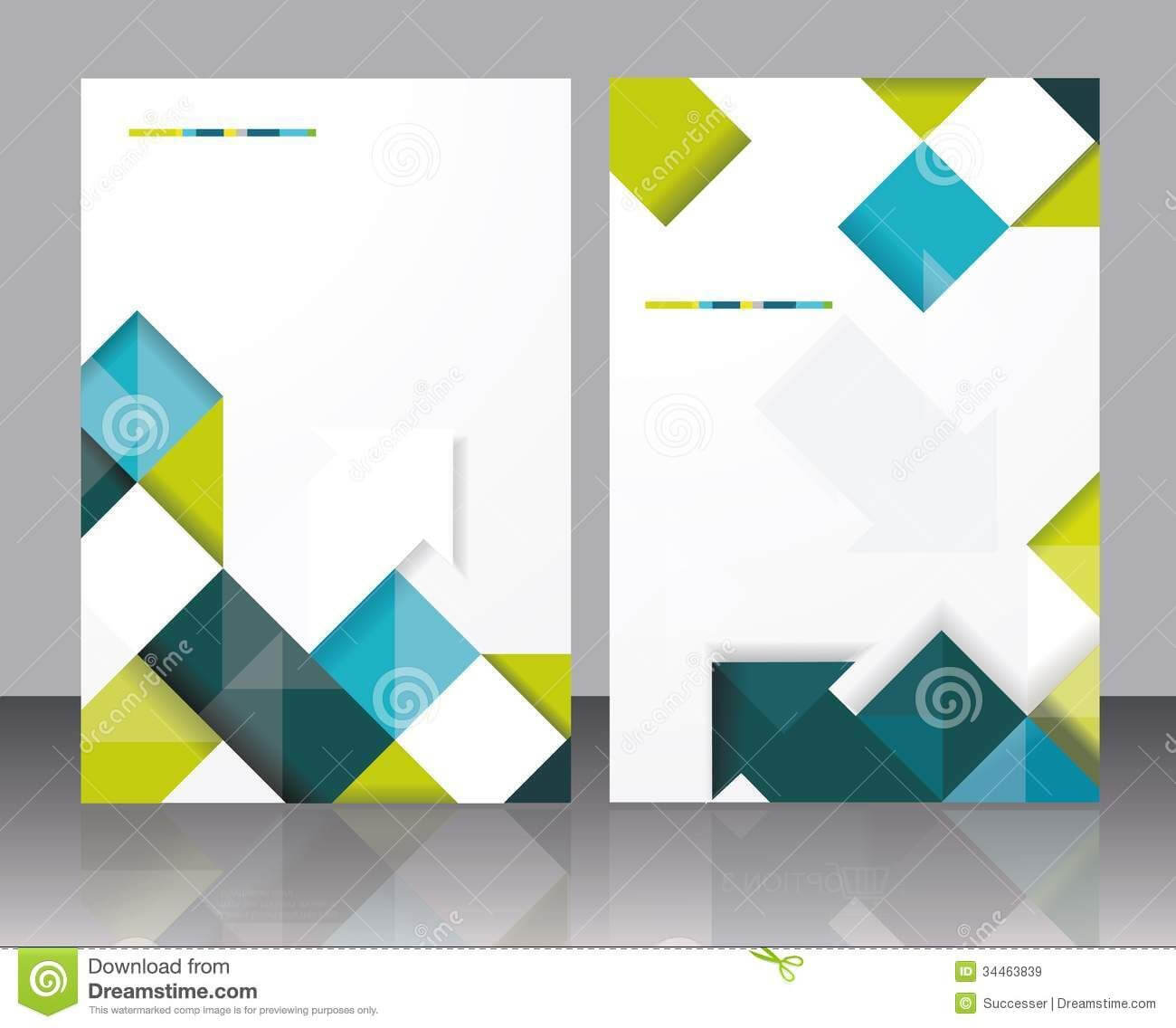 Brochure Template Design Royalty Free Stock Photos - Image throughout Illustrator Brochure Templates Free Download