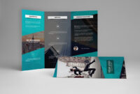 Brochure Templates | Design Shack In E Brochure Design Templates