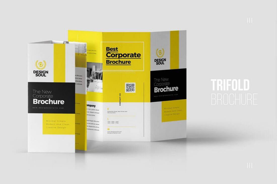 Brochure Templates | Design Shack throughout Good Brochure Templates