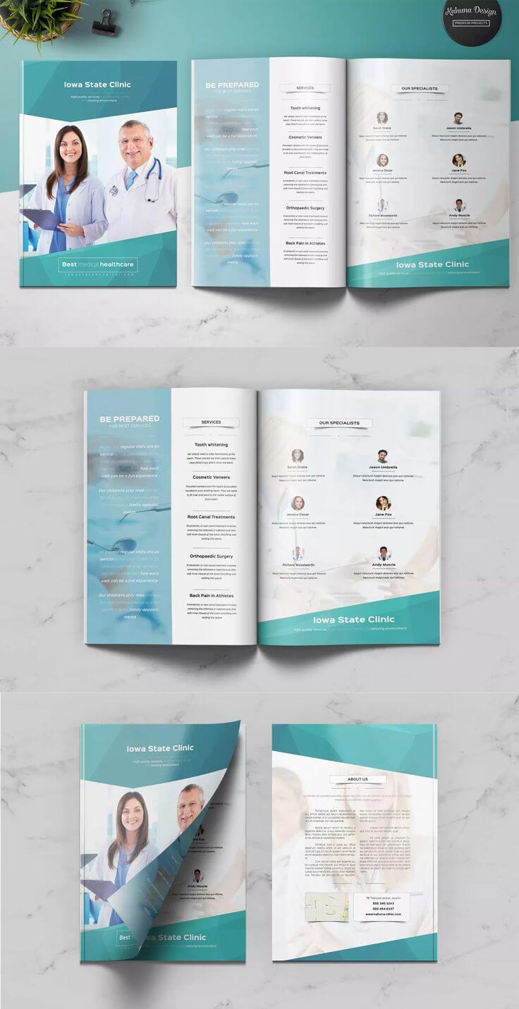 Brochure Templates Free Download Free Brochure Templates For In Healthcare Brochure Templates Free Download