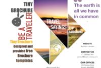 Brochure Travel Template Brochure Travel Templates Brochure intended for Word Travel Brochure Template