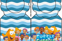 Bubble Guppies Free Party Printables. – Oh My Fiesta! In English with regard to Bubble Guppies Birthday Banner Template