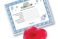 Build A Bear Build A Bear Workshop® Furry  – Spin Master with Build A Bear Birth Certificate Template