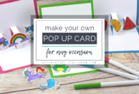 Build Your Own 3D Card With Free Pop Up Card Templates – The throughout Diy Pop Up Cards Templates