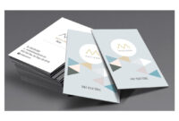 Business Card Design | Custom Online Business Cards within Generic Business Card Template