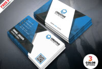 Business Card Design Psd Templatespsd Freebies On Dribbble throughout Psd Visiting Card Templates