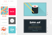 Business Card Maker, Custom & Pro Quality – Musthavemenus Within Business Card Maker Template
