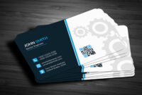 Business Card Template Free Download – Maxpoint Hridoy within Visiting Card Templates Download