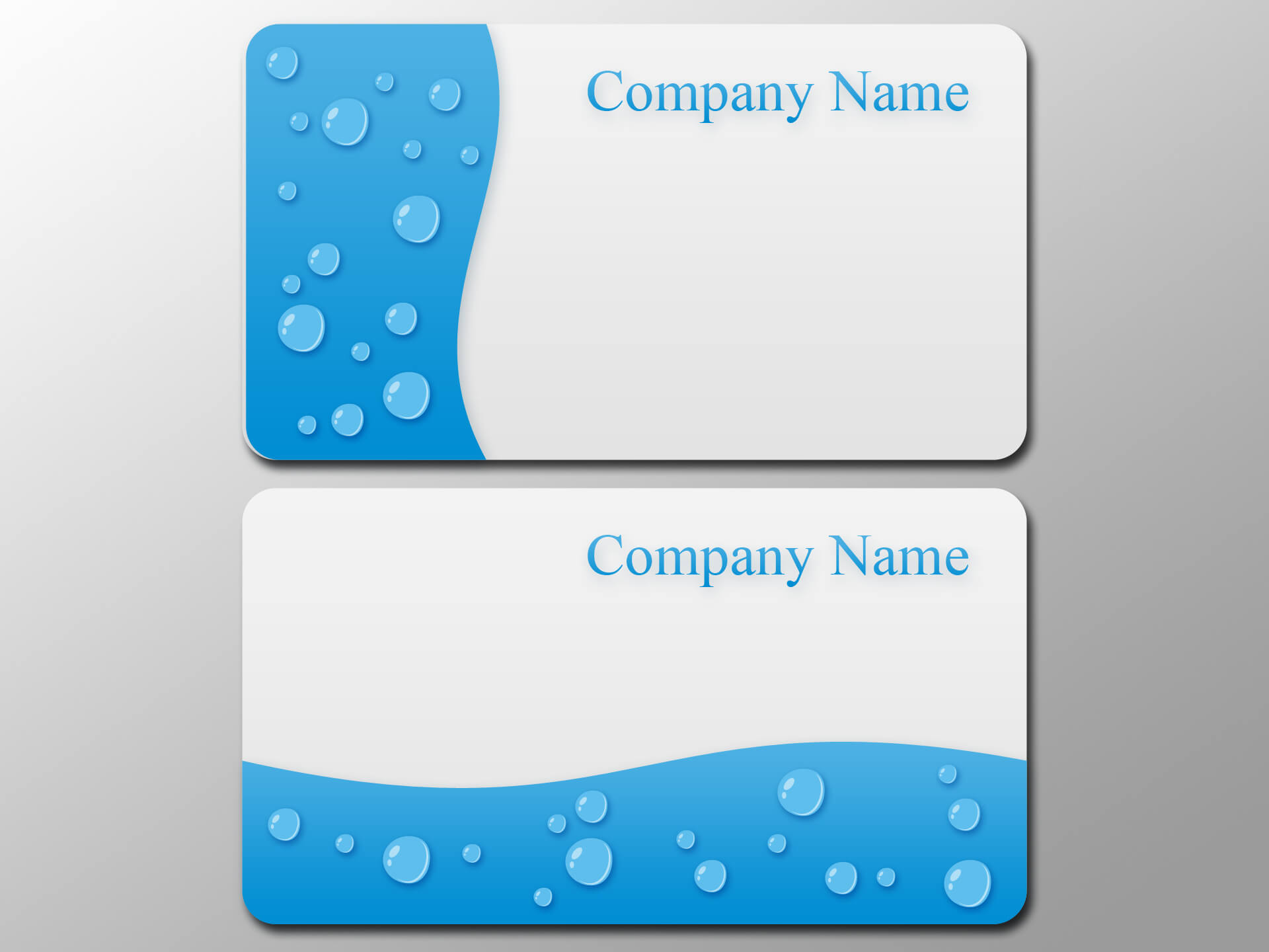 Business Card Template Photoshop - Blank Business Card For Blank Business Card Template Download