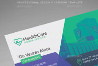 Business Card Templates & Designs From Graphicriver in Medical Business Cards Templates Free