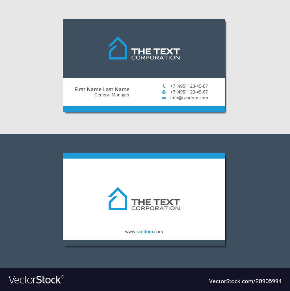 Business Cards Template Commercial Real Estate with Real Estate Business Cards Templates Free