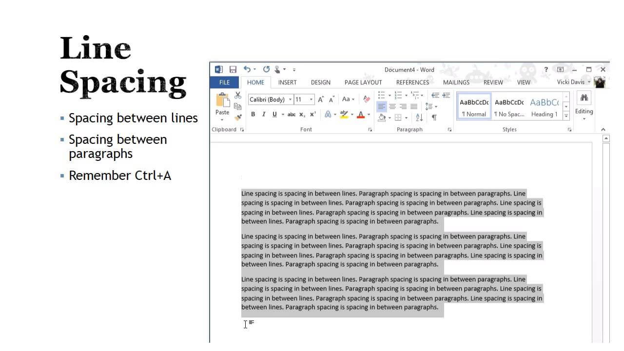 Business Memos And Formatting Basics In Microsoft Word inside Memo Template Word 2013