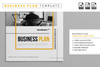 Business Plan Template – Vsual pertaining to Business Plan Template Free Word Document
