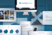Business Slides – Consulting Services Powerpoint Template throughout Powerpoint Photo Slideshow Template