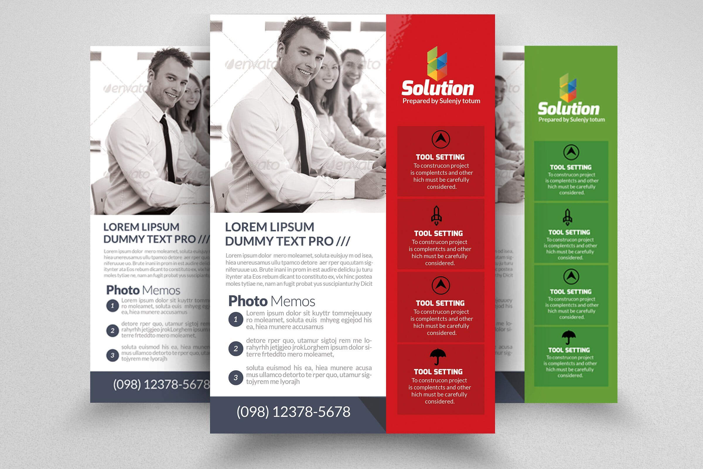 Business Training Agency Flyerbusiness Flyers On For Training Brochure Template