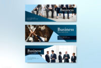Business Website Banner Design Vector | Free Image With Photography Banner Template