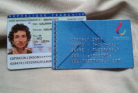 Buy France Id Card Online | License Makers with French Id Card Template