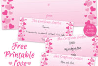 Can't Find Substitution For Tag [Post.body]–> Printable pertaining to Love Certificate Templates