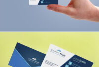 Car Sales Executive Business Card Template   Free Download pertaining to Company Business Cards Templates