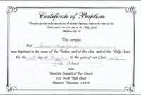 Catholic Baptism Certificate – Yahoo Image Search Results with regard to Roman Catholic Baptism Certificate Template