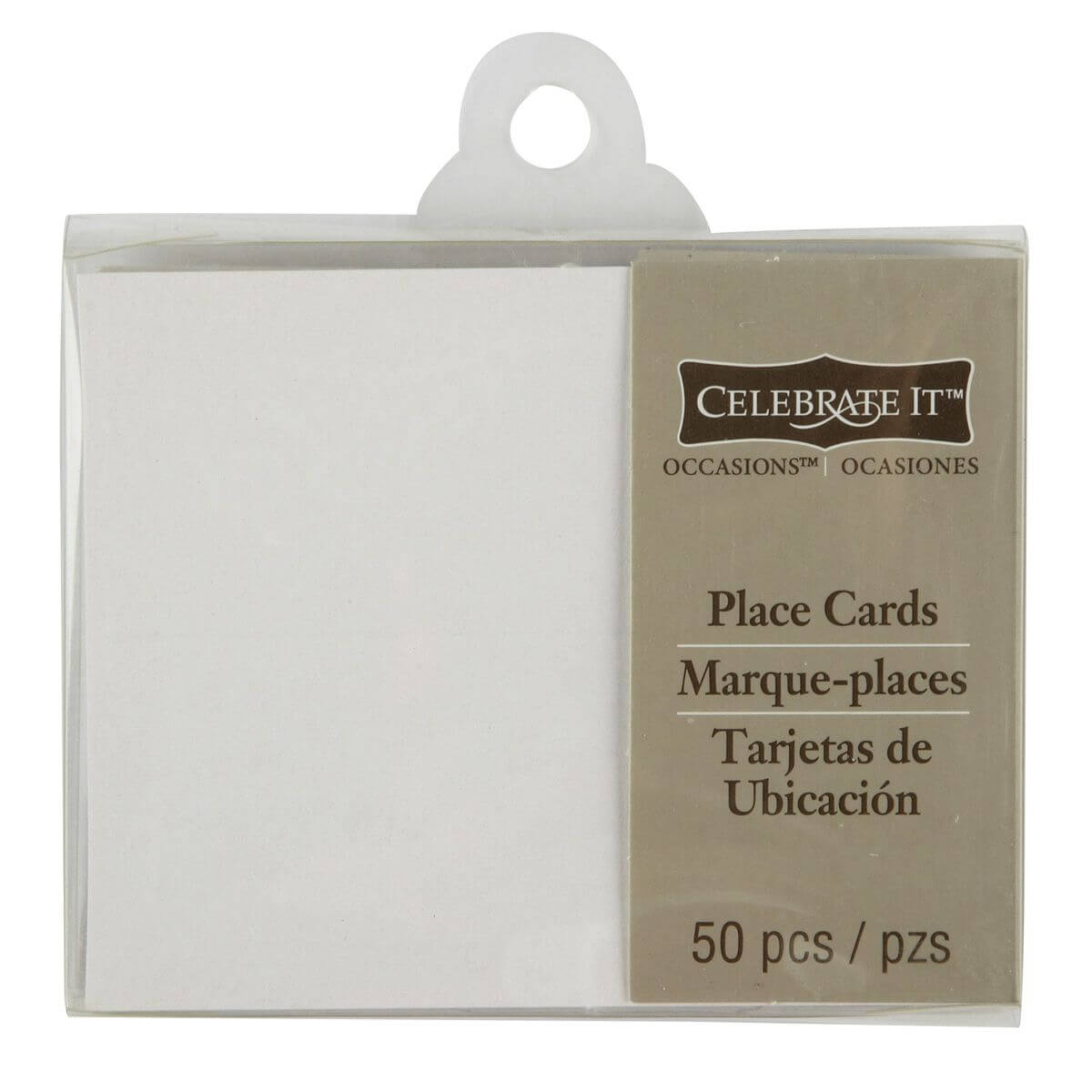 Celebrate It™ Occasions™ Place Cards, Embossed | Wedding Regarding Gartner Studios Place Cards Template