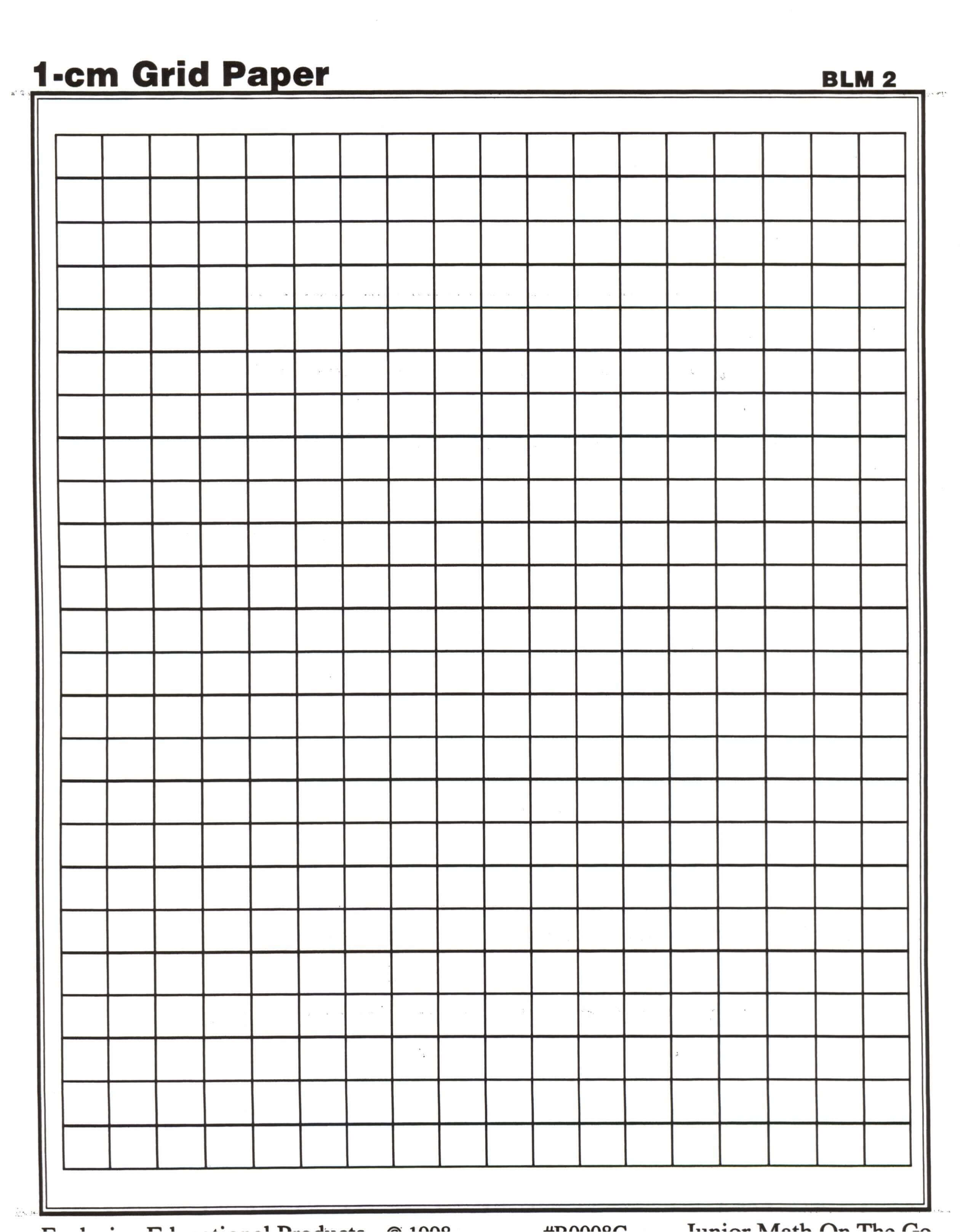 Centimeter Graph Paper | Printable Graph Paper, Graph Paper pertaining to 1 Cm Graph Paper Template Word