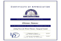 Certificate Of Appreciation For Guest Speaker Template | Cw in Certificate Of Attendance Conference Template