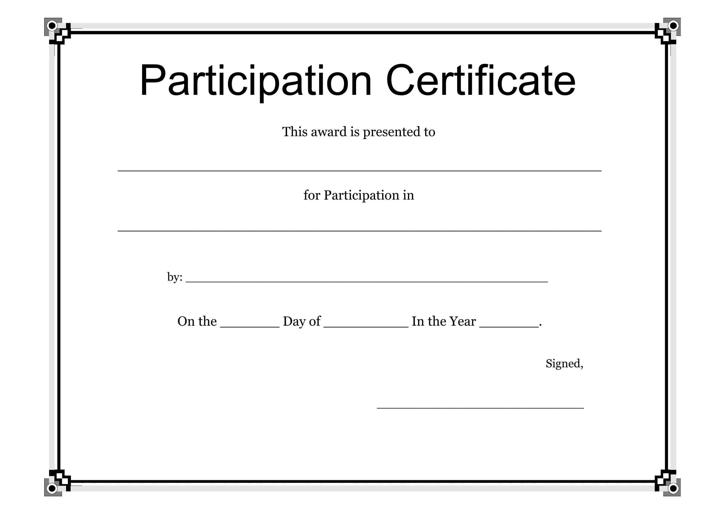 Certificate Of Ownership Template 13 – Elsik Blue Cetane for Certificate Of Ownership Template