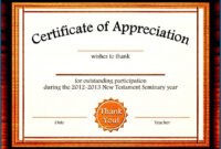 Certificate Of Recognition Template Powerpoint #227 with Award Certificate Template Powerpoint