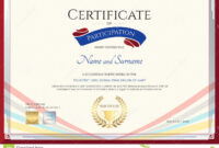 Certificate Template For Achievement, Appreciation Or regarding International Conference Certificate Templates