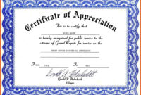 Certificate Template Free Download | Certificates Templates Free within Walking Certificate Templates