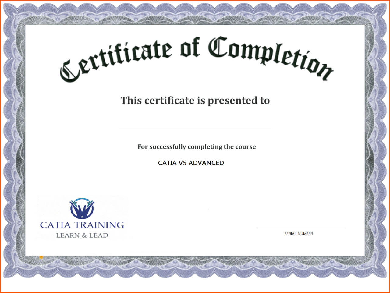 Certificate Template Free Printable - Free Download regarding Blank Certificate Templates Free Download