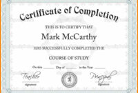 Certificate Template Powerpoint Templates Free Download within Certificate Templates For Word Free Downloads