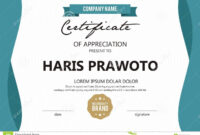 Certificate Template. Suitable For Your Company. Improve intended for Professional Award Certificate Template