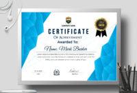 Certificate Templatecreative Touch On Dribbble inside Landscape Certificate Templates