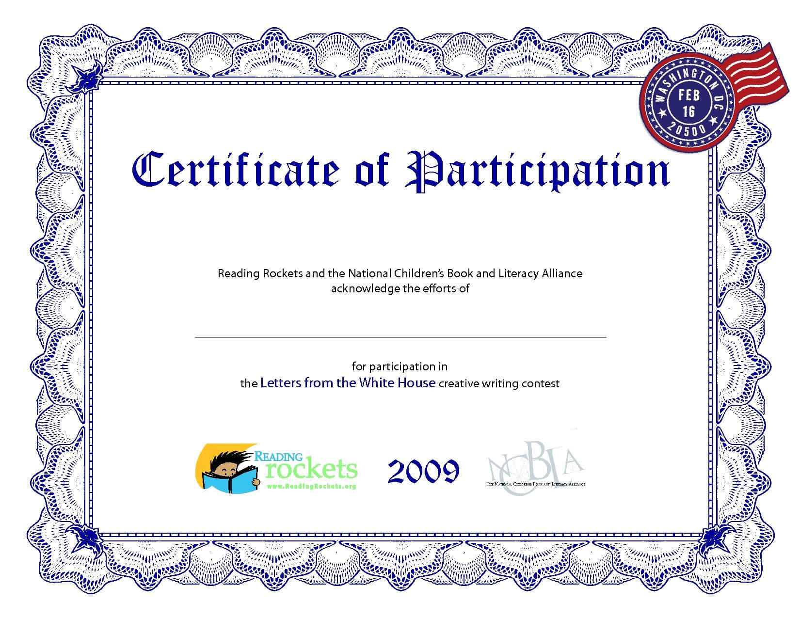 Certificates. Best Certificate Of Participation Template pertaining to Certificate Of Participation Template Word
