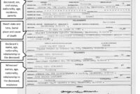 Certificates: Enchanting Mexican Marriage Certificate intended for Death Certificate Translation Template