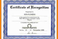 Certificates. Enchanting Sample Award Certificates Templates with Player Of The Day Certificate Template